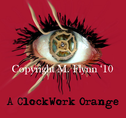 clockwork orange for crimson horse production