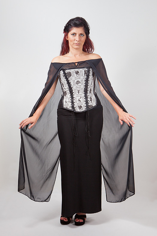 Game of Thrones Sigils Corset