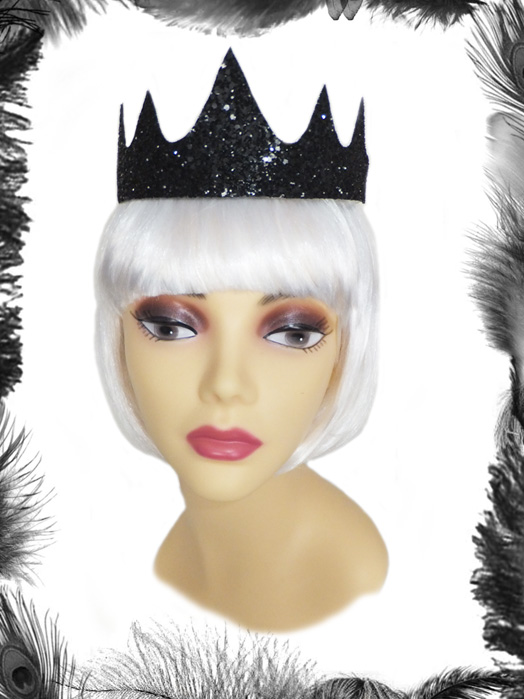Glitter Tiara Crown