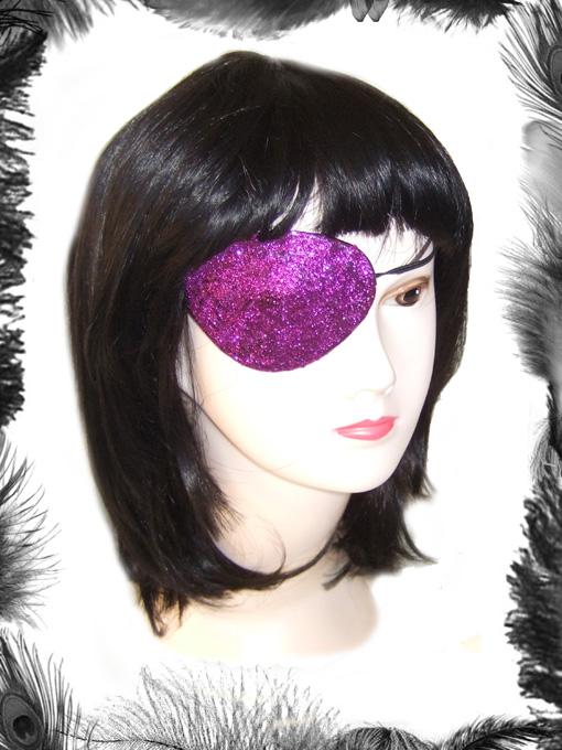 Glitter Eye Patch, Glam