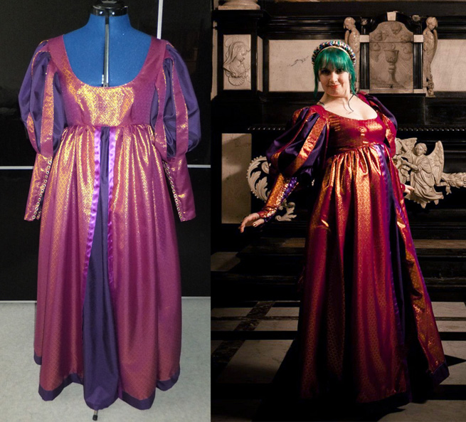 borgias renaissance dress