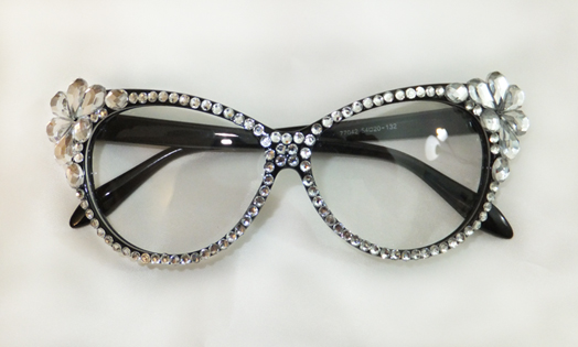 Rhinestones & Crystals Glasses