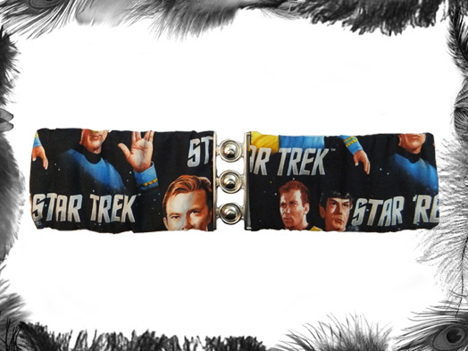 Star Trek Elastic Cinch Belt