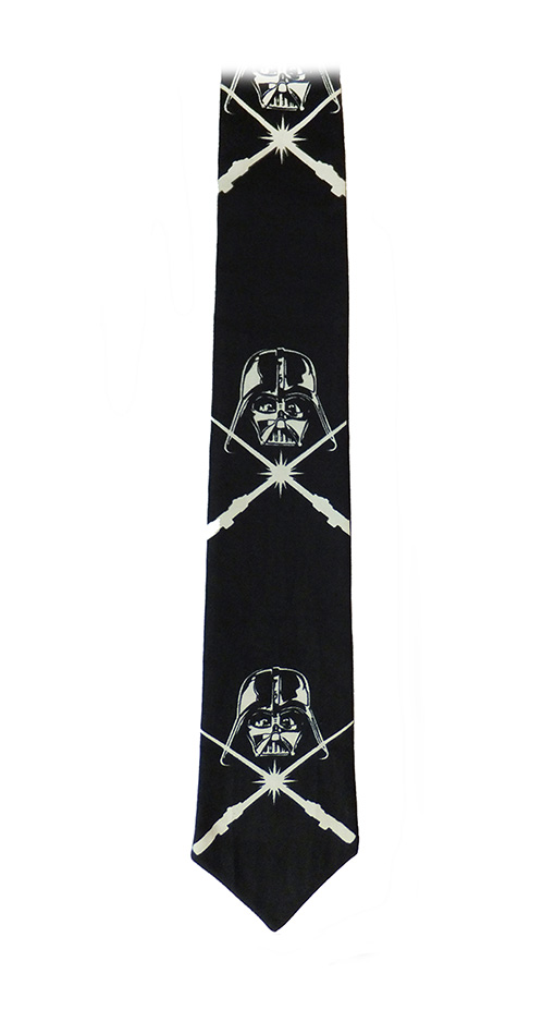 Star Wars Darth Vader Print Tie